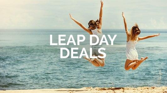 Leap Day Deals