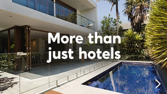 More than just hotels