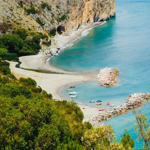 Vacanze al mare in Campania