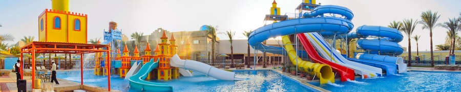 Hotels with waterpark