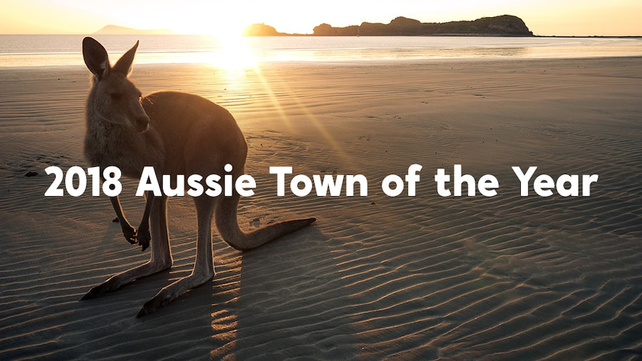 2018 Aussie Town of the Year