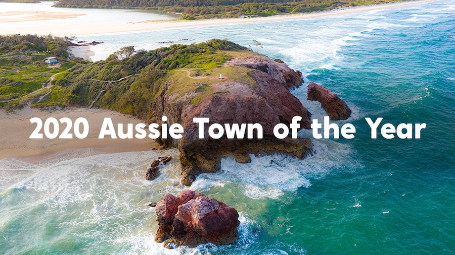 2020 Aussie Town of the Year