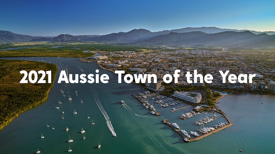 2021 Aussie Town of the Year