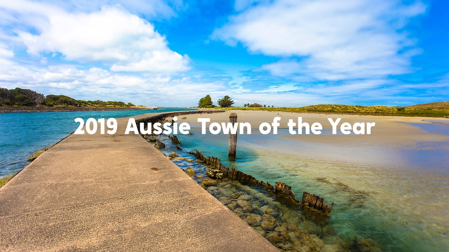 2019 Aussie Town of the Year
