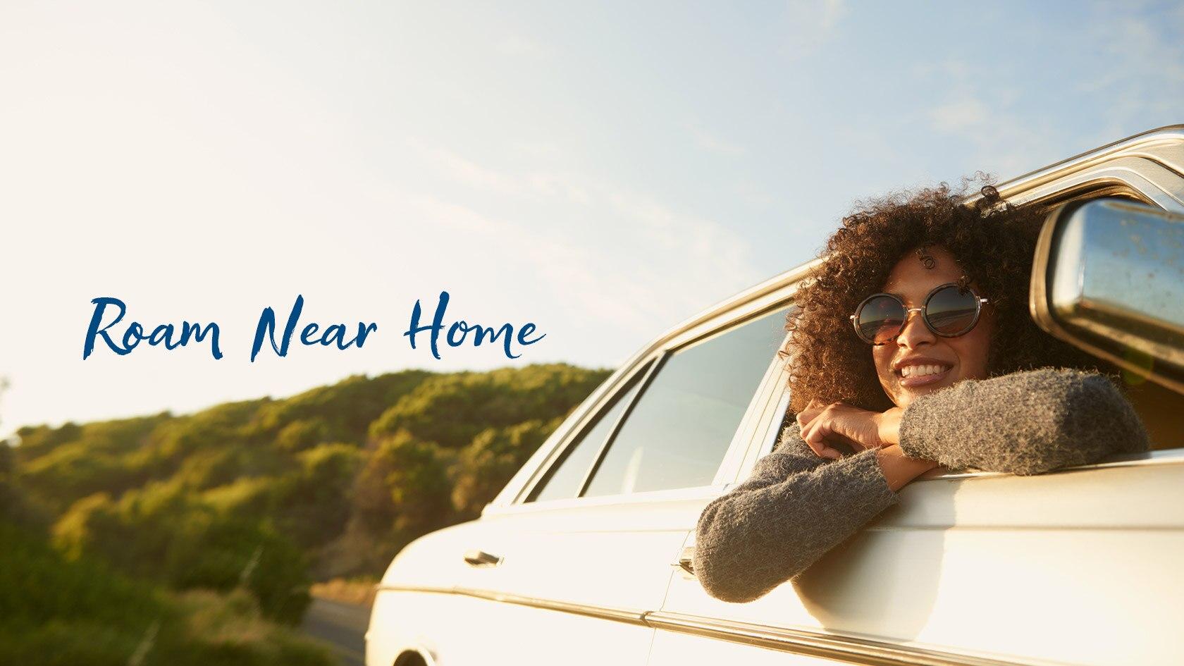 Travelocity.com: $10 off Roam Near Home