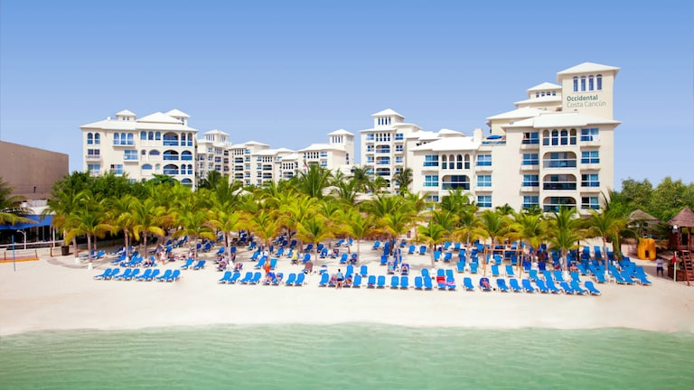 Occidental Costa Cancun – All Inclusive