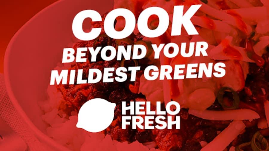 Cook Beyond Your Mildest Greens - Hello Fresh