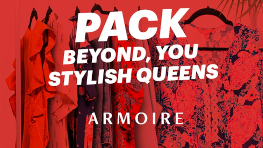 Pack Beyond, You Stylish Queens - Armoire