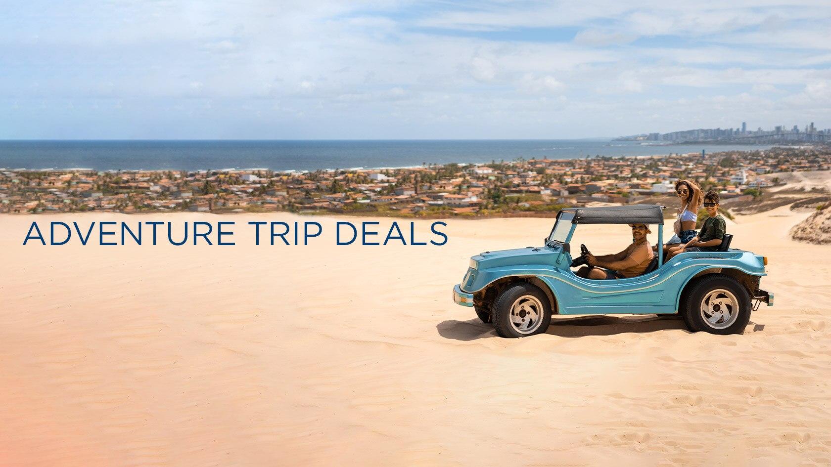 Travelocity.com: Seize the Epic Adventure Deals