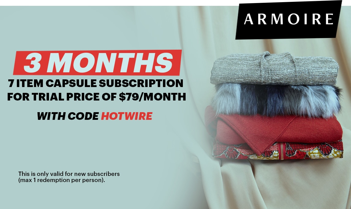 Armoire promotion